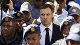 Jugé en appel, Oscar Pistorius risque jusqu'à 15 ans de prison