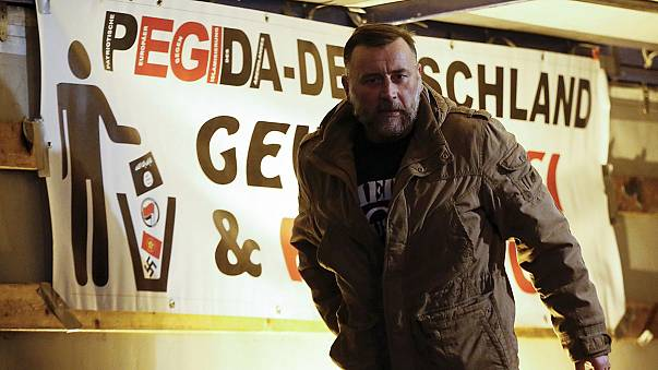 Indignación en Alemania contra el líder de Pegida por comparar al ministro de Justicia con Goebbels
