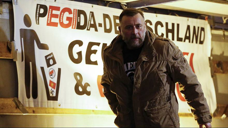 Pegida. Nuova uscita shock del leader: paragona un ministro a Goebbels