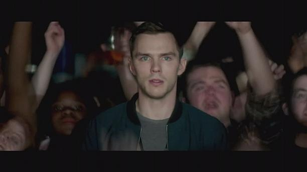 Nicholas Hoult stars in Britpop cult novel adaptation