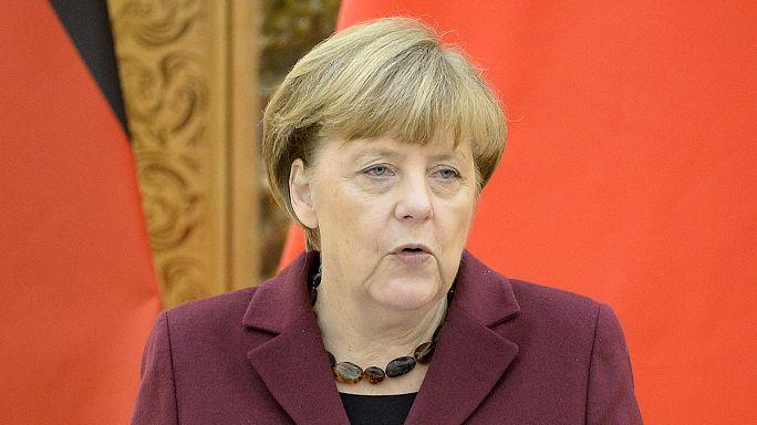 Merkel háborútól tart a Nyugat-Balkánon határzár esetén
