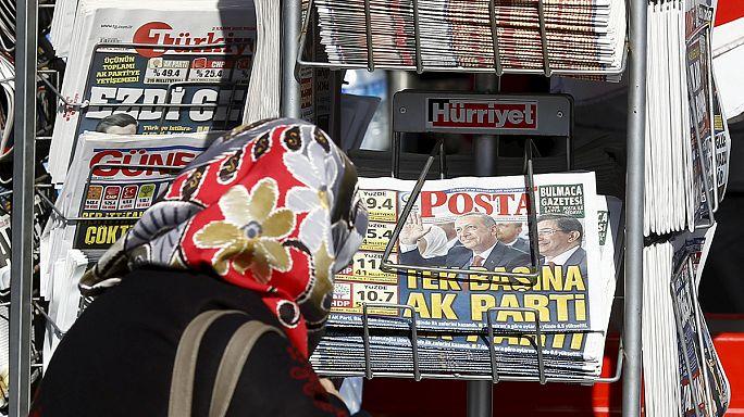 """""""В Турции никому не затыкают рот"""" - ответ Анкары на критику за давление на СМИ"""