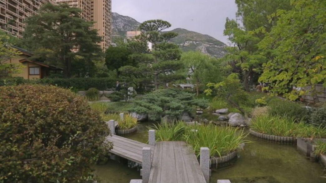Il patrimonio dei giardini del Principato di Monaco