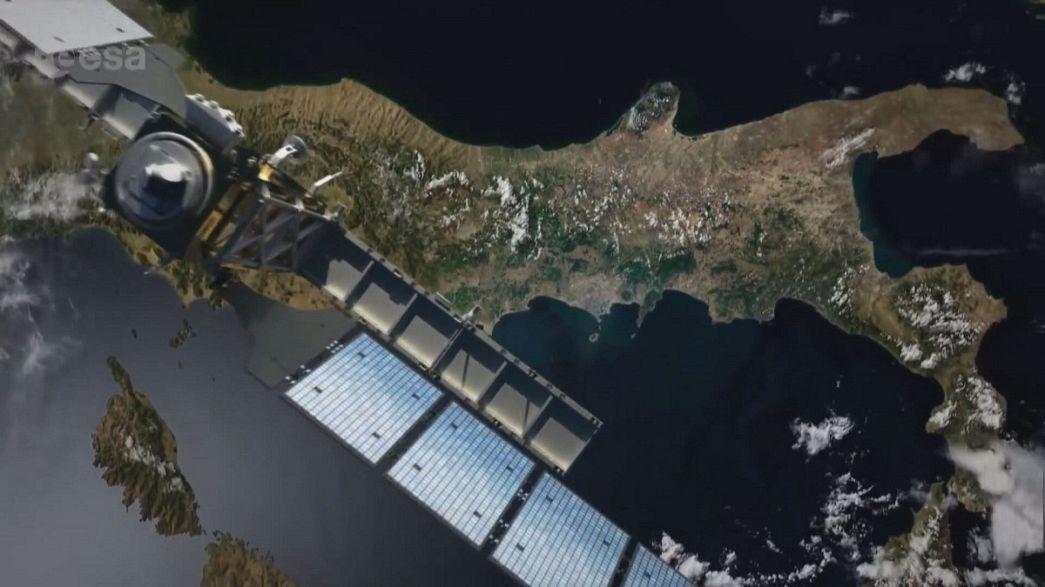 KMU's greifen dank der Copernicus-Satelliten nach den Sternen