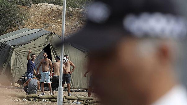 Κύπρος: Άθλιες συνθήκες κράτησης προσφύγων στις Βρετανικές Βάσεις Δεκέλειας!