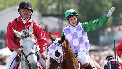 Payne makes Melbourne Cup history