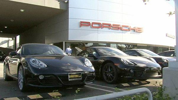 Lo scandalo emissioni VW si allarga anche ad Audi e Porsche