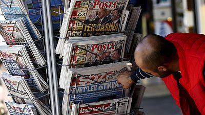 Triumphant AK party cracks down on Turkish critics as media purge widens