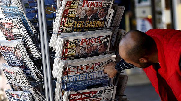 Médias : pressions post-électorales en Turquie
