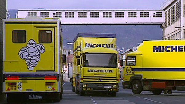 Michelin fecha fábricas na Europa