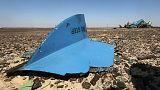 Jó állapotban lehetnek a lezuhant orosz repülőgép feketedobozai