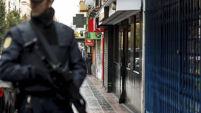 Spanish say imminent attack foiled and claim ISIL cell is busted