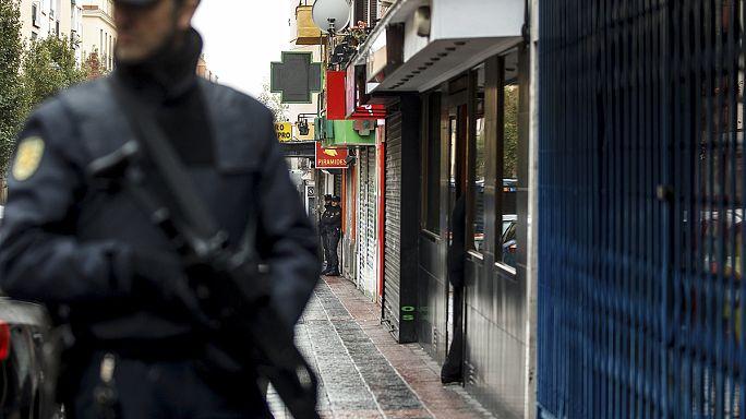 İspanya'da IŞİD hücre evlerine operasyon