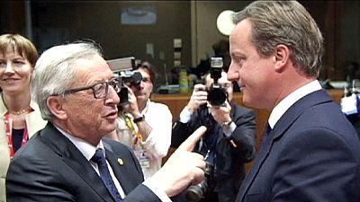 Osborne expone en Berlín las condiciones del Reino Unido para seguir en la UE