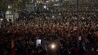Plus de 20 000 personnes dans les rues de Bucarest pour dénoncer une corruption meurtrière