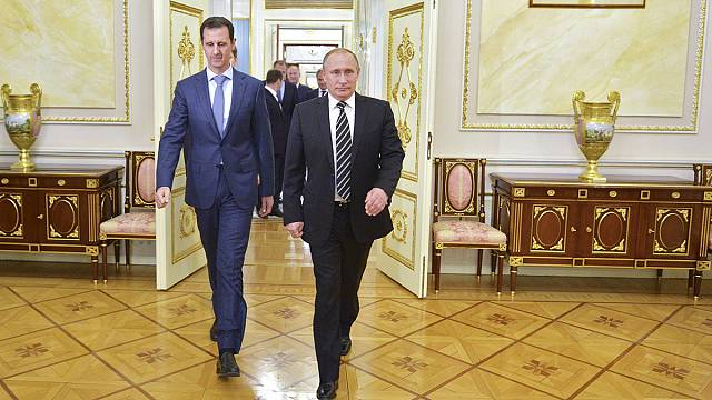 Россия не настаивает на сохранении режима Асада в Сирии