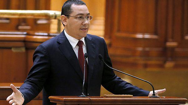 Rumäniens Ministerpräsident Victor Ponta tritt zurück