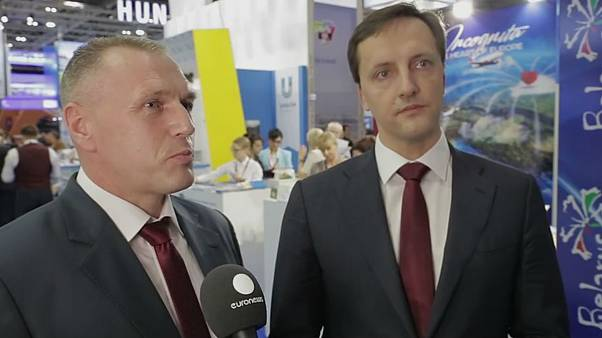 World Travel Market 2015 interview – Mikhail Portnoy, Belarus