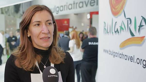 World Travel Market 2015 interview – Nikolina Angelkova, Bulgaria