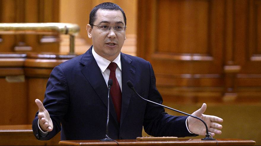 Mounting pressure sees Romanian PM Victor Ponta resign