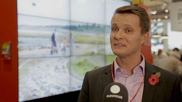 World Travel Market 2015 interview – Dennis Englund, Denmark