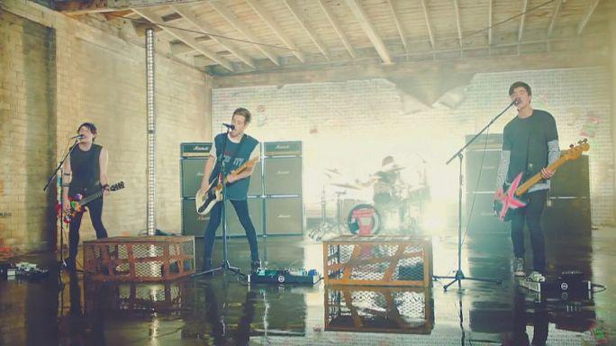 Five Seconds of Summer en tête des charts avec son nouvel album
