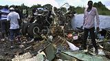 'Dozens perish, three survive' South Sudan plane crash