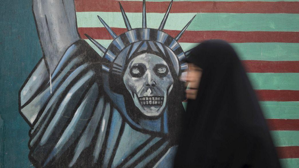 Entspannung zwischen Iran und USA? Auch nach 36 Jahren Fehlanzeige