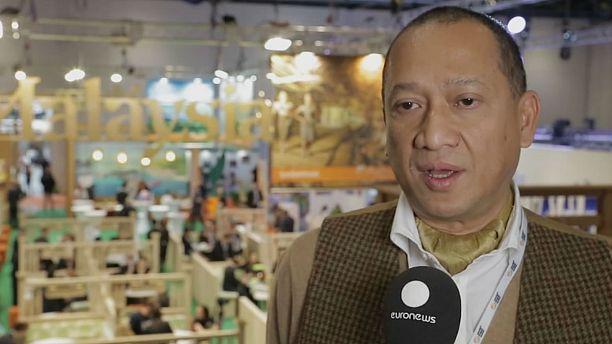 World Travel Market 2015 interview – M Nazri, Malaysia