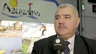 World Travel Market 2015 interview – Mahir Gahramanov, Azerbaijan