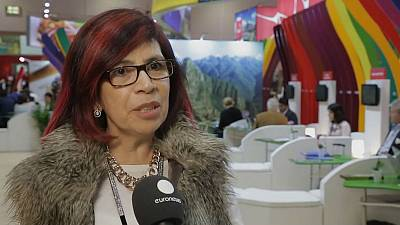 World Travel Market 2015 interview – Elisabeth Hakim, Peru