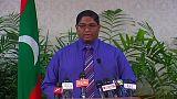 Maldivas declara el estado de emergencia por amenazas a la seguridad nacional