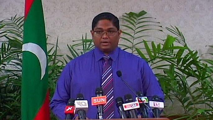 اعلان حالة الطوارئ في جزر المالديف
