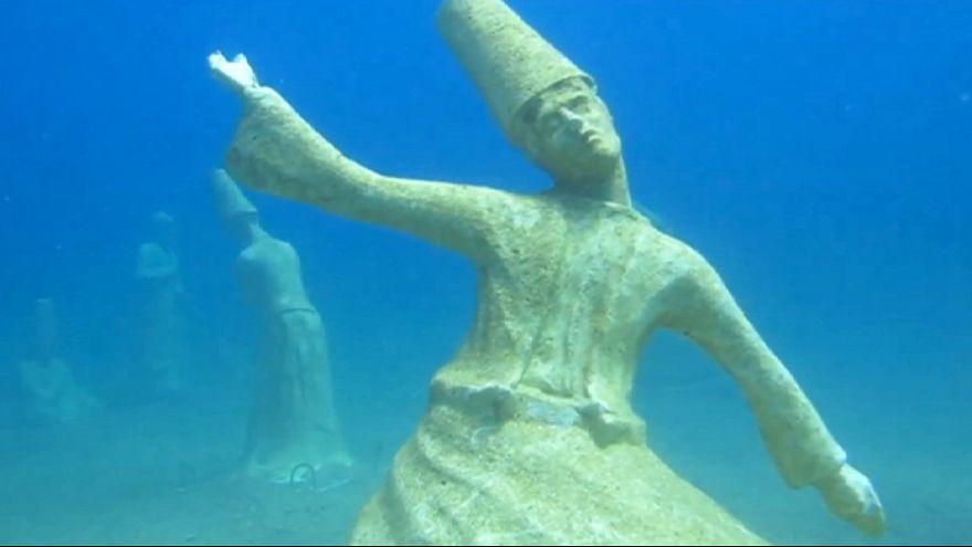В Анталии открылся первый на Европейском континенте подводный музей