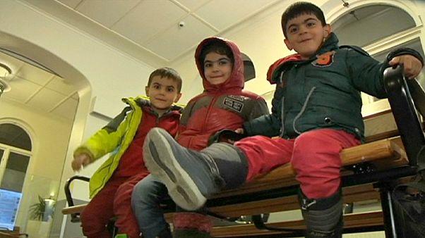 Σουηδία: Το τέλος της Οδύσσειας για οικογένεια Σύρων προσφύγων