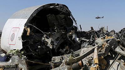 Sinai crash: plane 'may have been brought down by explosive device'