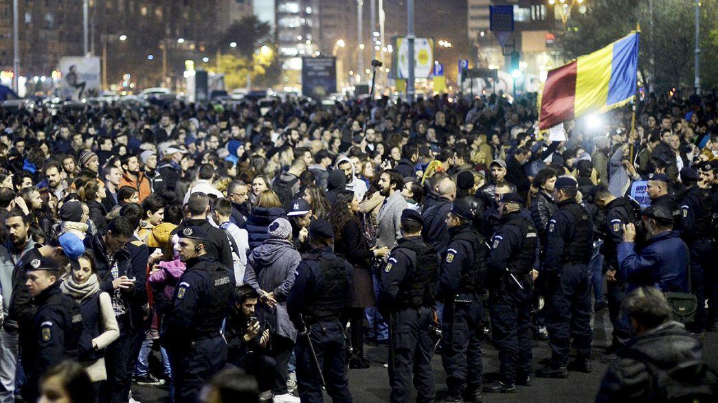 Genug ist genug: Rumänen haben Nase voll von Korruption