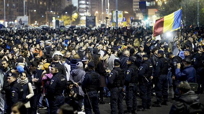 Romanians' cold revolt against corruption