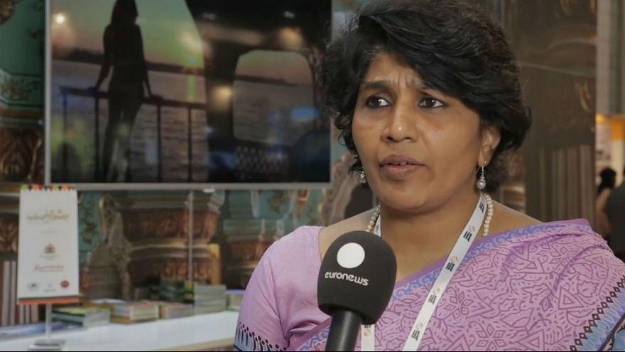 World Travel Market 2015 interview – Sathyavathi, Karnataka (India)