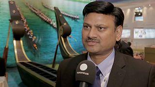 World Travel Market 2015 interview – G. Kamala Verdhana Rao, Kerala (India)