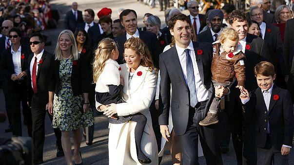Justin Trudeau: o novo primeiro-ministro do Canadá tomou posse esta quarta-feira