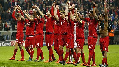 Liga dos Campeões: FC Porto com pé e meio nos oitavos, Bayern vulgariza Arsenal