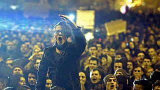 رومانيا: مظاهرات عارمة تطالب بتغيير النظام