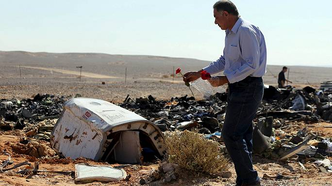 Mısır'da düşen Rus uçağında bomba şüphesi