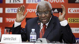 Ex-World Athletics President Diack investigated for corruption