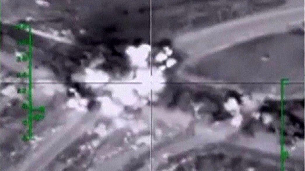 Síria: Rússia envia mísseis e recebe críticas dos EUA
