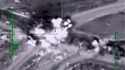 Russia sends missile systems to Syria to protect its forces