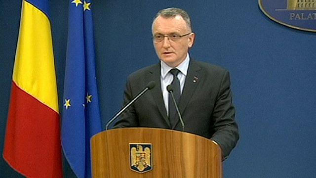 سورين كامبينو يعين رئيسا مؤقتا للوزراء في رومانيا