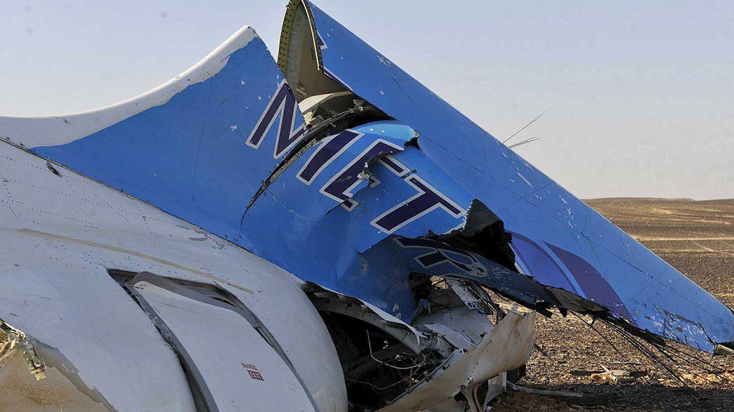 Aereo precipitato nel Sinai: Metrojet blocca per controlli gli Airbus A321