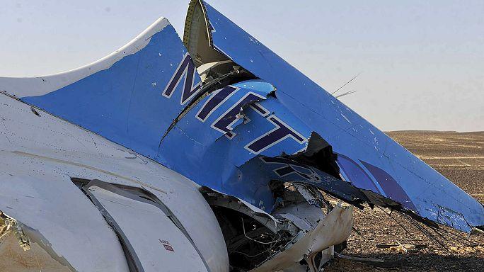 Metrojet havayolu firması Airbus ile yapılan tüm uçuşları durdurdu